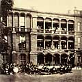 Ward Block in the 19C